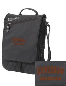 Keweenaw National Historical Park Embroidered OGIO Module Sleeve for Tablets