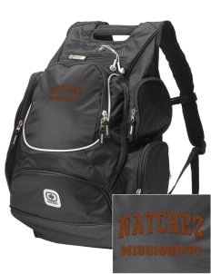 Natchez National Historical Park  Embroidered OGIO Bounty Hunter Backpack