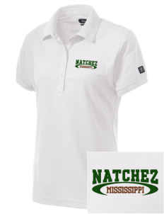 Natchez National Historical Park Embroidered OGIO Women's Jewel Polo