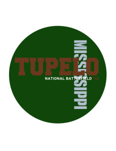 Tupelo National Battlefield Sticker