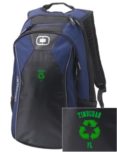 Timucuan Ecological & Historic Preserve Embroidered OGIO Marshall Backpack