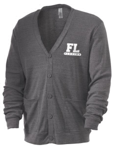 Timucuan Ecological & Historic Preserve Men's 5.6 oz Triblend Cardigan