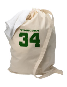 Timucuan Ecological & Historic Preserve Laundry Bag