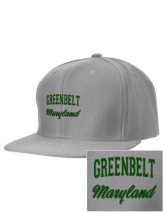 Greenbelt Park Embroidered D-Series Cap