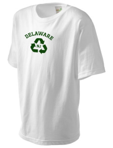 Delaware National Scenic River Kid's Organic T-Shirt