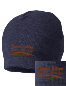 Thomas Edison National Historical Park Embroidered Beanie