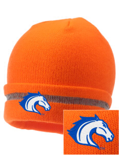 University of Texas at Arlington Mavericks  Embroidered Safety Beanie with Reflective Stripe