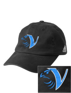 Veritas Preparatory Academy Falcons Embroidered adidas Relaxed Cresting Cap
