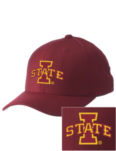Iowa State University Cyclones Embroidered Pro Model Fitted Cap