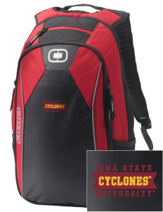 Iowa State University Cyclones Embroidered OGIO Marshall Backpack