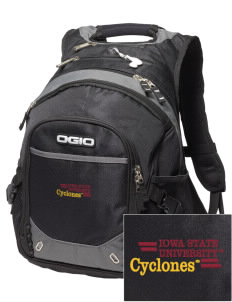 Iowa State University Cyclones Embroidered OGIO Fugitive Backpack