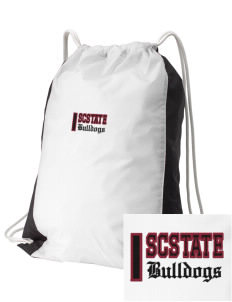South Carolina State University Bulldogs Embroidered Holloway Home and Away Cinch Bag