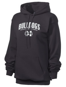 Mississippi State University Bulldogs Unisex 7.8 oz Lightweight Hooded Sweatshirt