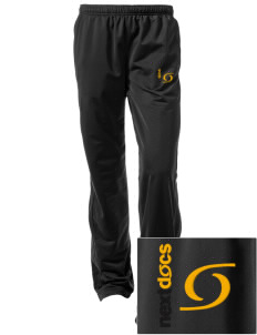 NextDocs Conshohocken Embroidered Women's Tricot Track Pants
