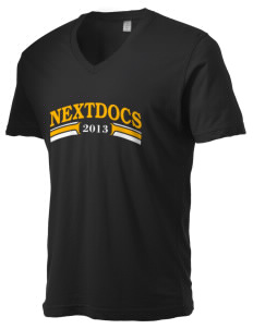 NextDocs Conshohocken Alternative Men's 3.7 oz Basic V-Neck T-Shirt