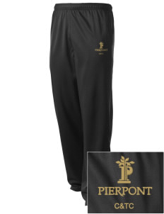 Pierpont Community & Technical College C&TC Embroidered Holloway Men's Frenzy Pant