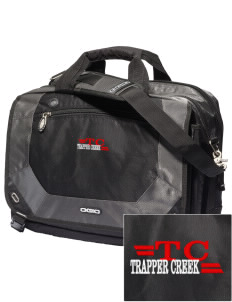 Trapper Creek Embroidered OGIO Corporate City Corp Messenger Bag