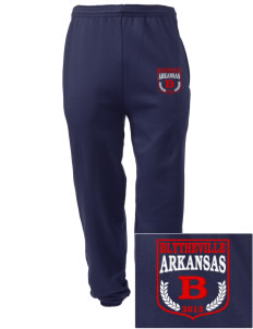 Blytheville Embroidered Men's Sweatpants with Pockets