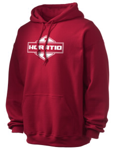 Horatio Ultra Blend 50/50 Hooded Sweatshirt
