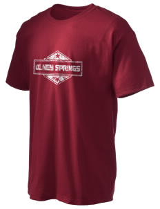 Olney Springs Hanes Men's 6 oz Tagless T-shirt