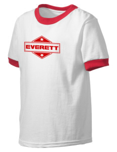 Everett Kid's Ringer T-Shirt