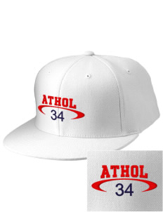 Athol Embroidered Diamond Series Fitted Cap