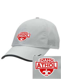Athol Embroidered Nike Dri-FIT Swoosh Perforated Cap