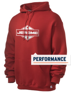 Jerome Russell Men's Dri-Power Hooded Sweatshirt