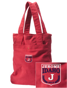 Jerome Embroidered Alternative The Berkeley Tote