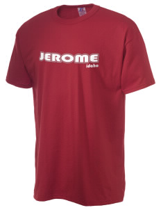 Jerome  Russell Men's NuBlend T-Shirt