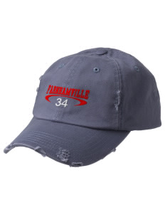 Farnhamville Embroidered Distressed Cap