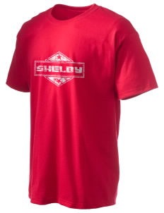 Shelby Hanes Men's 6 oz Tagless T-shirt