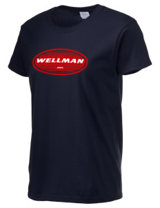 Wellman Women's 6.1 oz Ultra Cotton T-Shirt