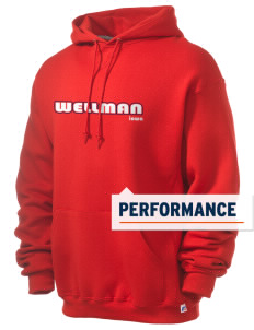 Wellman Russell Men's Dri-Power Hooded Sweatshirt