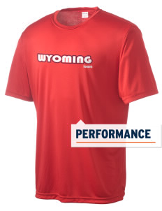 Wyoming Men's Competitor Performance T-Shirt