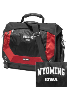 Wyoming Embroidered OGIO Jack Pack Messenger Bag