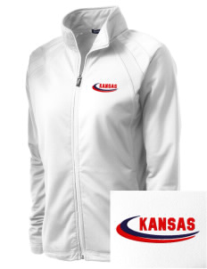 Severy Embroidered Women's Tricot Track Jacket