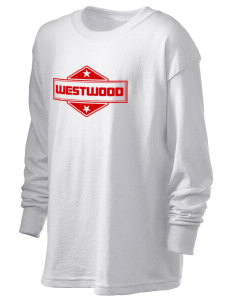 Westwood Kid's 6.1 oz Long Sleeve Ultra Cotton T-Shirt