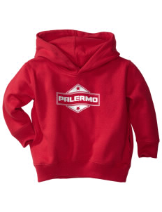 Palermo  Toddler Fleece Hooded Sweatshirt with Pockets