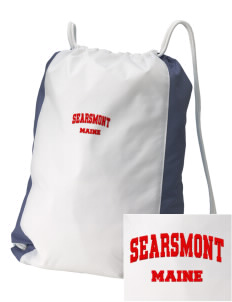 Searsmont Embroidered Holloway Home and Away Cinch Bag