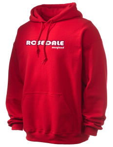Rosedale Ultra Blend 50/50 Hooded Sweatshirt