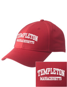 Templeton  Embroidered New Era Adjustable Structured Cap