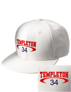 Templeton  Embroidered New Era Flat Bill Snapback Cap