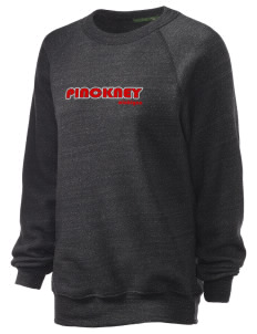 Pinckney Unisex Alternative Eco-Fleece Raglan Sweatshirt