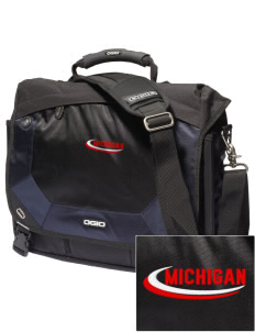 Wolverine Lake Embroidered OGIO Jack Pack Messenger Bag