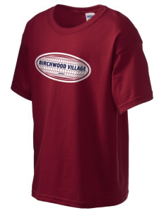 Birchwood Village Kid's 6.1 oz Ultra Cotton T-Shirt