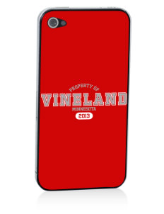 Vineland Apple iPhone 4/4S Skin