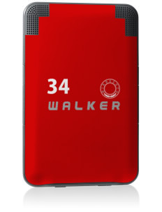 Walker Kindle Keyboard 3G Skin