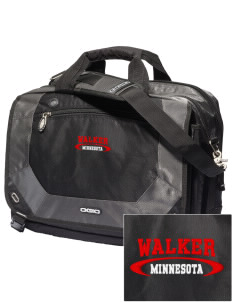 Walker Embroidered OGIO Corporate City Corp Messenger Bag