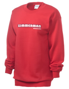 Zimmerman Unisex 7.8 oz Lightweight Crewneck Sweatshirt
